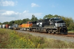 NS 9841 ,BNSF 4824, CSX ?